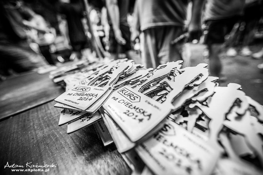 Kurs na Chełmską 2014 - Biegnijmy.pl - fotograf Koszalin