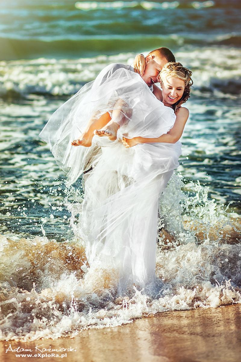 Zapowiedź - plener ślubny