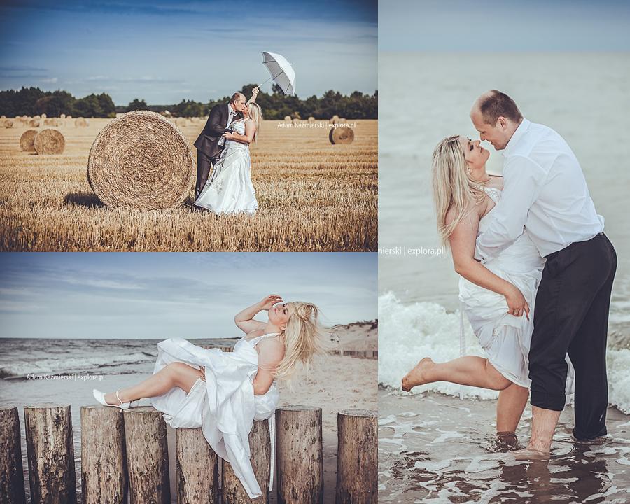 fotograf Koszalin - reportaż ślubny